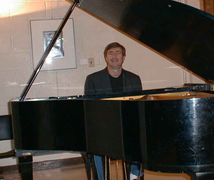 Brian at the Piano
