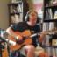 Guitarist extraordinaire Gene Ford at Broken Record Studios!