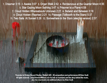 Passage Back CD Cover